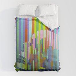 El cuerpo del arcoiris Comforters