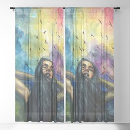 Aurora Sheer Curtain