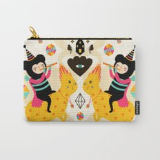 Music is happiness Carry-All Pouch