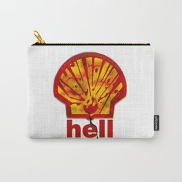 Hell Oil Carry-All Pouch