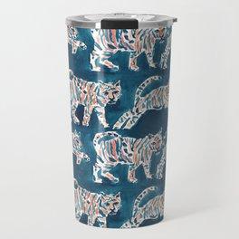TIGER POUNCE Travel Mug