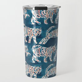 TIGER POUNCE Travel Mug