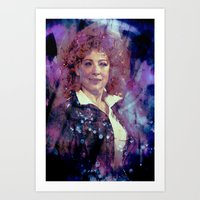river song Art Prints featuring River Song by Sirenphotos