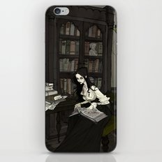 Asenath iPhone & iPod Skin