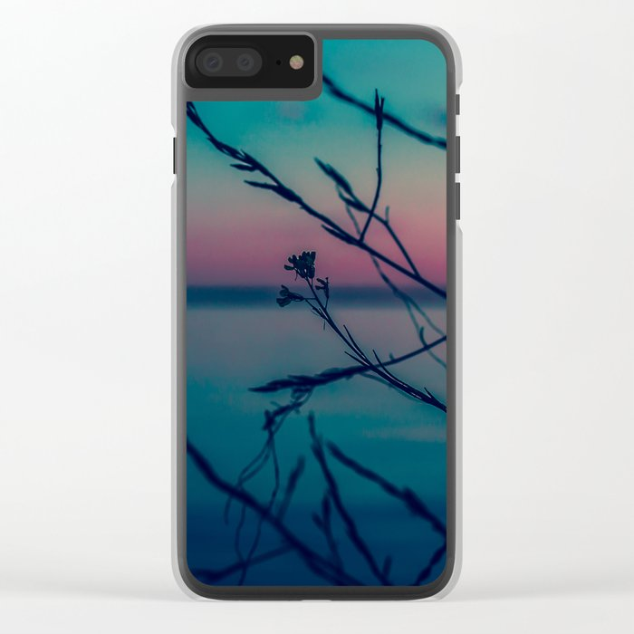 Steal My Heart Clear iPhone Case