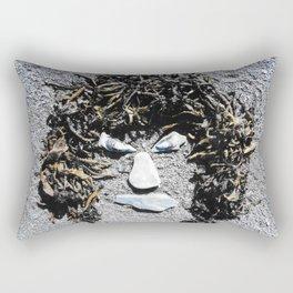 """EPHE""""MER"""" # 58 Rectangular Pillow"""