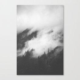 PNW Storm II Canvas Print