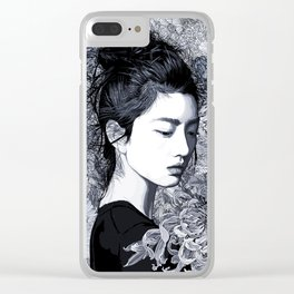 After The Dawn Clear iPhone Case