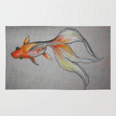 Goldfish Pond (close up #6) Rug