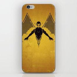 Deus Ex Divisio iPhone Skin
