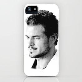 Mark Sloan iPhone Case