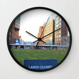 Life In My Big Bad Apple (Pt 18) Wall Clock