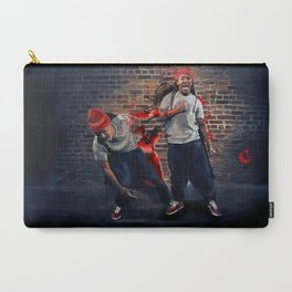 Until I Pass Out (Hard In The Paint) Carry-All Pouch