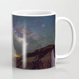 Fairyland Canyon Starry Night Photography Coffee Mug