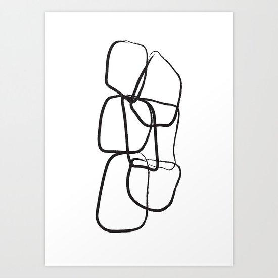 SWEET 17. Art Print