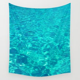 The Crystal Clear2 Wall Tapestry