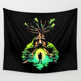 magic tree Wall Tapestry