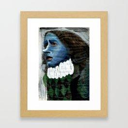 Cyrano/Newspaper Serie Framed Art Print