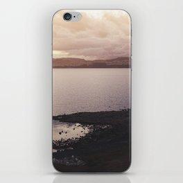 Taupo iPhone Skin