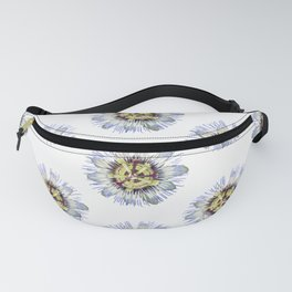 Passion Flower Fanny Pack