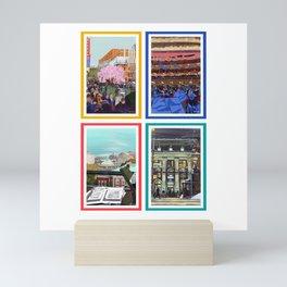 Four Seasons   Barnard Seasons Series Mini Art Print