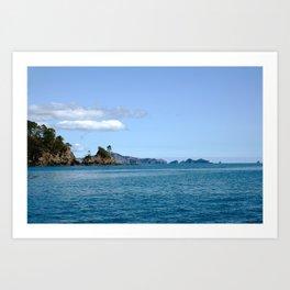 Islandscape Art Print