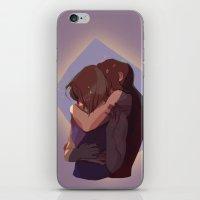 korrasami iPhone & iPod Skins featuring Korrasami!  by IrisPencil