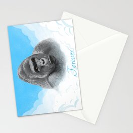Harambe Forever. Stationery Cards