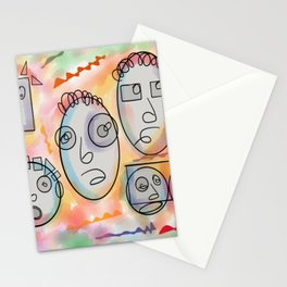 Conversation Stationery Cards
