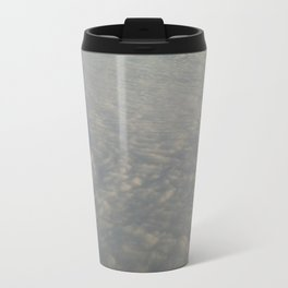 Clouds from the top Metal Travel Mug