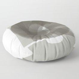 Die Neue Haas Grotesk (A-03) Floor Pillow