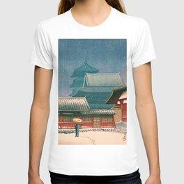 TENNOJI - Kawase Hasui T-shirt