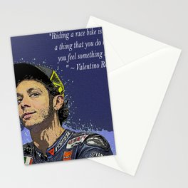 Rossi Valentino Desain 001 Stationery Cards