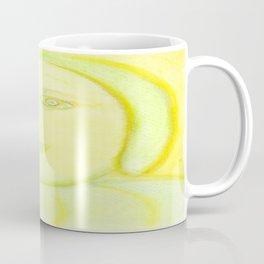 Spiritual Angel Chalks Drawing of Archangel Raphael Coffee Mug
