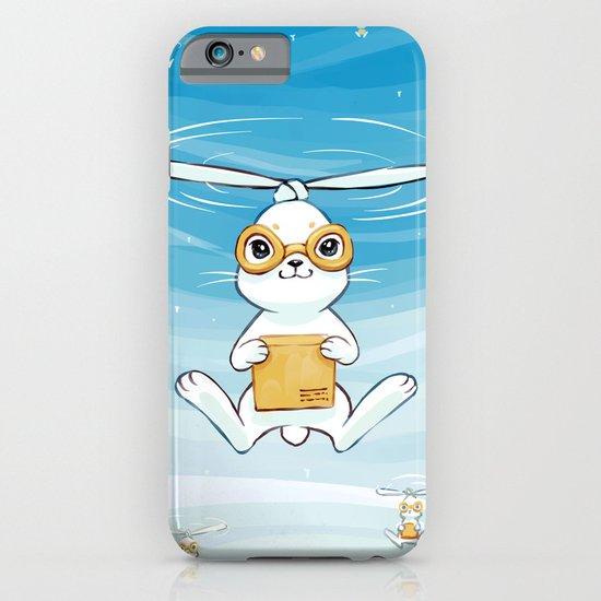 Postal Bunny iPhone & iPod Case