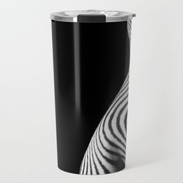 ZebraWoman Travel Mug