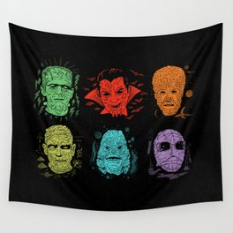 Old Grotesque Wall Tapestry