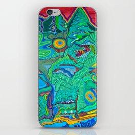 Chiapas iPhone Skin