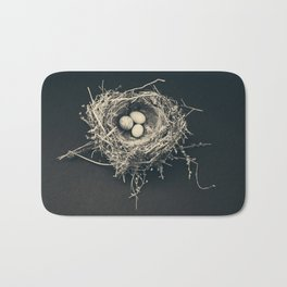 bird nest Bath Mat