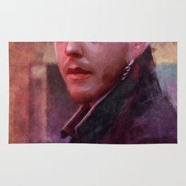 Vampire Kiefer Sutherland - The Lost Boys Rug