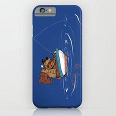 Bear Fishing iPhone 6s Slim Case