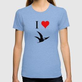 I Love Dinosaurs - Pterodactyl T-shirt