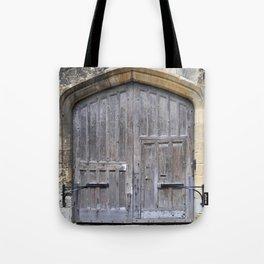 Oxford door 13 Tote Bag