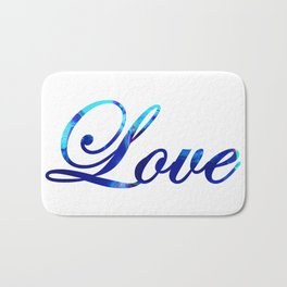 Liquid Love Bath Mat