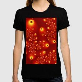 Fractal The Red Firmament T-shirt