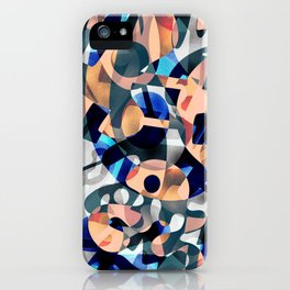 Briny Deep iPhone Case