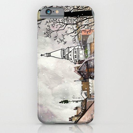 Sacre-Coeur iPhone & iPod Case