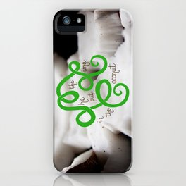 She put the lime in the coconut iPhone Case