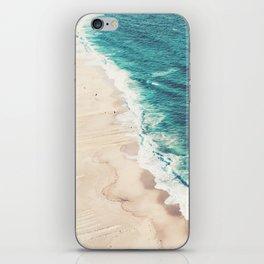 Beach Nazare iPhone Skin