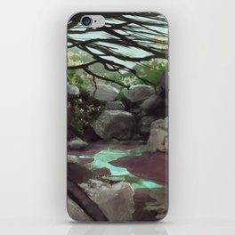 Campo iPhone Skin